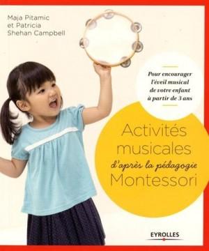 """Afficher """"Activités musicales d'après la pédagogie Montessori"""""""