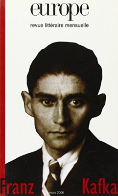 """Afficher """"Europe n° (2006)923 Franz Kafka"""""""