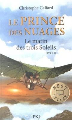 vignette de 'Le prince des nuages n° 2<br /> Le matin des trois soleils (Christophe Galfard)'