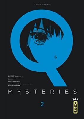 "Afficher ""Q mysteries n° 2"""