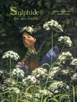 "Afficher ""Sylphide, fée des forêts"""