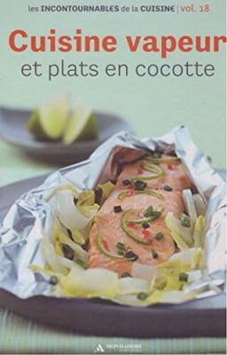"""Afficher """"Cuisine vapeur et plats en cocotte"""""""