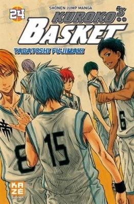 "Afficher ""Kuroko's basket n° 24"""