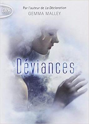 """Afficher """"Déviances"""""""
