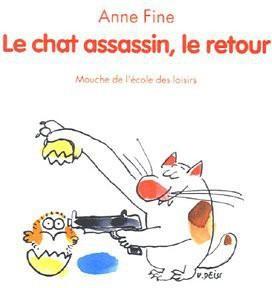 """Afficher """"Le chat assassin Le chat assassin, le retour"""""""