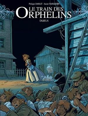 vignette de 'Le train des orphelins n° 06<br />Duels (Philippe Charlot)'