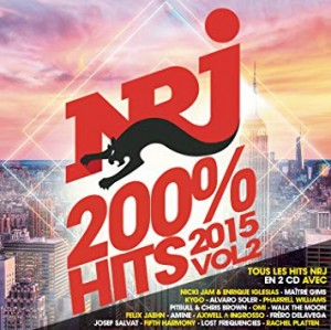 "Afficher ""NRJ 200% hits 2015, vol. 2"""