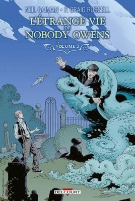 """Afficher """"L'étrange vie de Nobody Owens n° 2"""""""