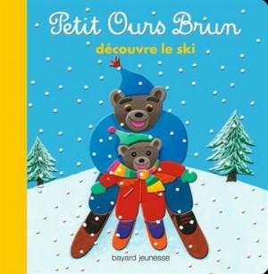 """Afficher """"Le Petit Linguiste Petit Ours brun découvre le ski"""""""