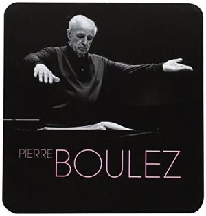 """Afficher """"Boulez conducts Ravel, Roussel"""""""