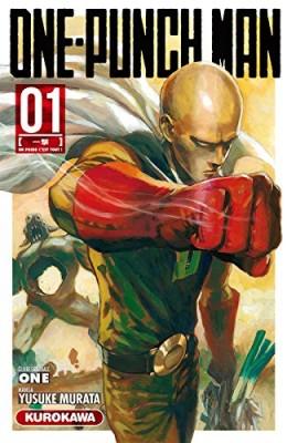 "Afficher ""One-punch man n° 1"""