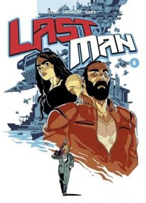 "Afficher ""Lastman n° 8"""