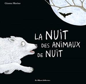 vignette de 'La nuit des animaux de nuit (Gianna Marino)'