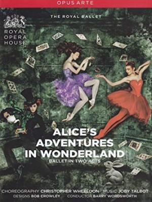 vignette de 'Alice's adventures in Wonderland (Christopher Wheeldon)'