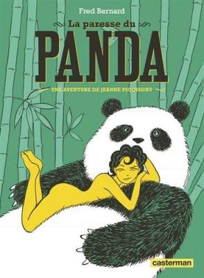"Afficher ""Une aventure de Jeanne PicquignyLa paresse du panda"""