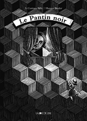 """Afficher """"Le pantin noir"""""""