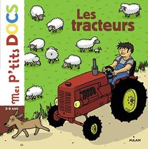 """Afficher """"Les tracteurs"""""""