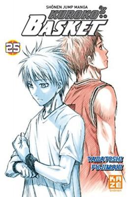 "Afficher ""Kuroko's basket n° 25"""