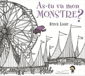 """Afficher """"As-tu vu mon monstre ?"""""""