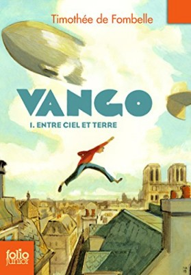 vignette de 'Vango n° 1<br />Entre ciel et terre (Timothée de Fombelle)'