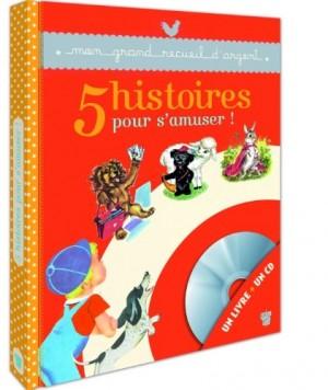 """Afficher """"5 histoires pour s'amuser !"""""""