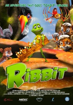 """Afficher """"Ribbit, prince malgré lui DVD"""""""