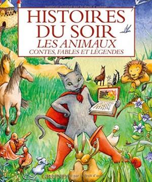 """Afficher """"Histoires du soir : les animaux"""""""