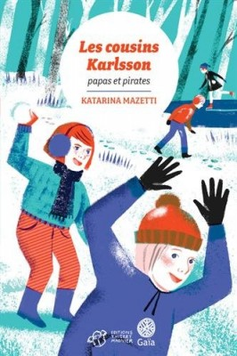 "Afficher ""Les cousins Karlsson n° 6 Papas & pirates"""