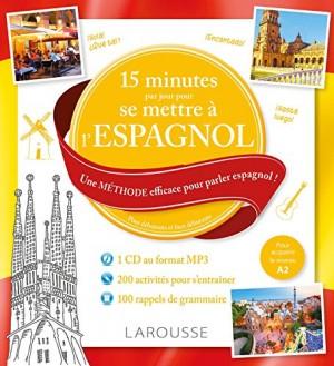 """Afficher """"15 minutes par jour pour se mettre à l'espagnol"""""""