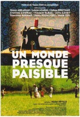 """Afficher """"Un Monde presque paisible"""""""