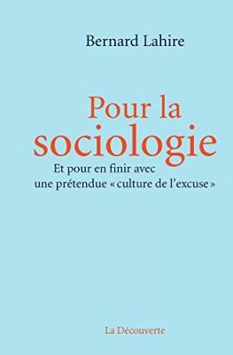 """Afficher """"Pour la sociologie"""""""