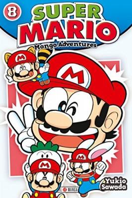 """Afficher """"Super Mario : manga adventures n° 8 Super Mario"""""""