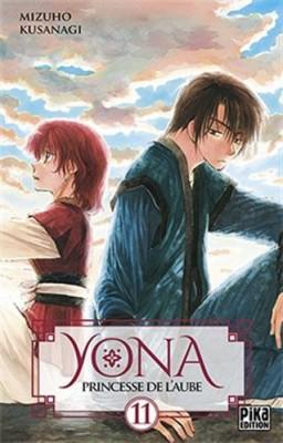 "Afficher ""Yona, princesse de l'aube n° 11"""