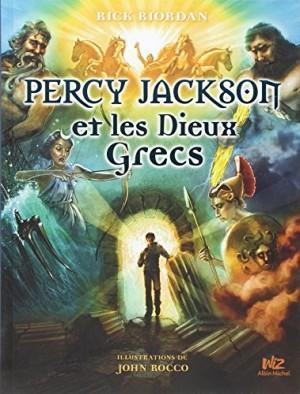 vignette de 'Percy Jackson et les dieux grecs (Rick Riordan)'