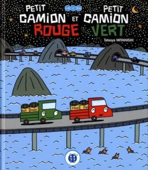 """Afficher """"Petit camion rouge et petit camion vert"""""""