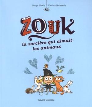 """Afficher """"Zouk n° 13 La sorcière qui aimait les animaux"""""""