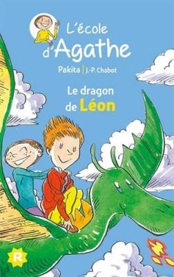 """Afficher """"L'école d'Agathe n° 44 Le dragon de Léon"""""""