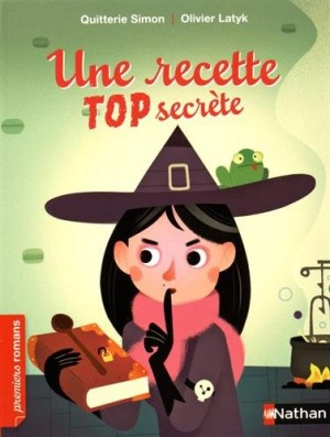 """Afficher """"Une recette top secrète"""""""