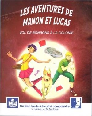 vignette de 'Les aventures de Manon et Lucas (Emmanuelle Kohl)'