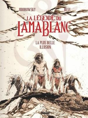 """Afficher """"La légende du lama blanc n° 2"""""""