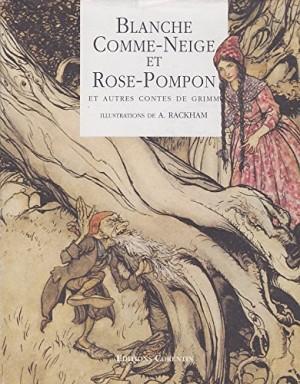 "Afficher ""Blanche comme neige et rose pompon"""