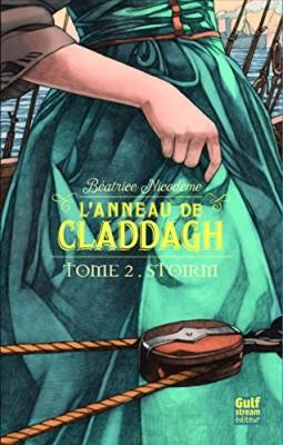 "Afficher ""L'anneau de Claddagh n° 2 Stoirm"""