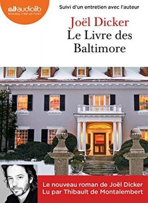"""Afficher """"Le livre de Baltimore"""""""