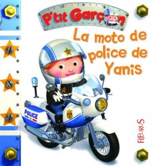 """Afficher """"La moto de police de Yannis"""""""