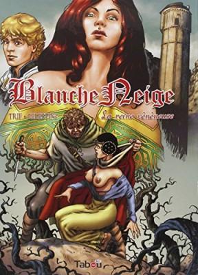 "Afficher ""Blanche Neige n° volume 1 La reine vénéneuse"""