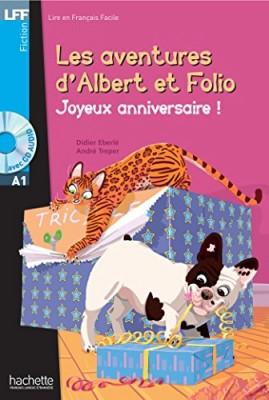 """Afficher """"Les aventures d'Albert et Folio"""""""