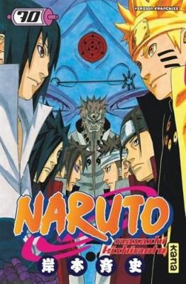 """Afficher """"Naruto n° 70"""""""