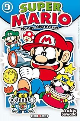 """Afficher """"Super Mario : manga adventures n° 9 Super Mario"""""""
