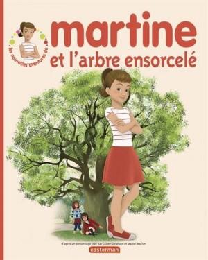 """Afficher """"Les nouvelles aventures de Martine Martine et l'arbre ensorcelé"""""""
