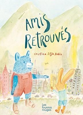 vignette de 'Amis retrouvés (Cristina Sitja Rubio)'